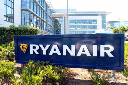 Ryanair cede más de un 2% en Bolsa tras presentar pérdidas trimestrales