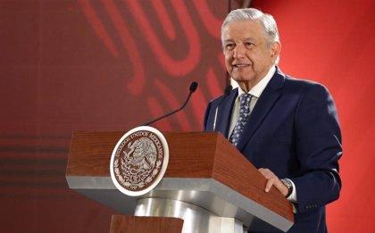 López Obrador acusa al expresidente Calderón de tráfico de influencias y corrupción