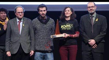 """Torra reivindica la lengua catalana como """"el nervio de la nación"""""""