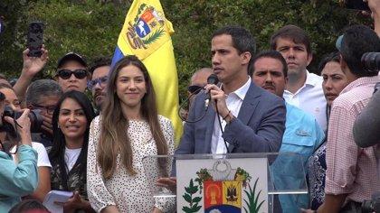Guaidó anuncia que la ayuda humanitaria comenzará a entrar desde Cúcuta a Venezuela esta misma semana