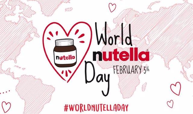 Día Mundial de la Nutella