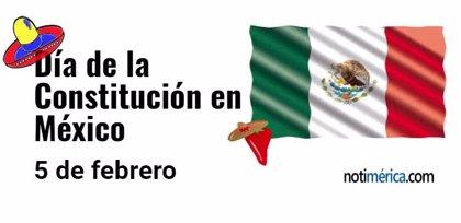 5 de febrero: Día de la Constitución en México, ¿sabes por qué se celebra hoy?