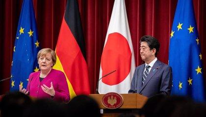 Merkel diu que encara hi ha temps d'arribar a una solució per al Brexit