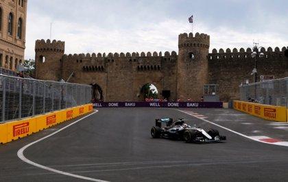 El GP Azerbaiyán renueva con la Fórmula 1 hasta 2023