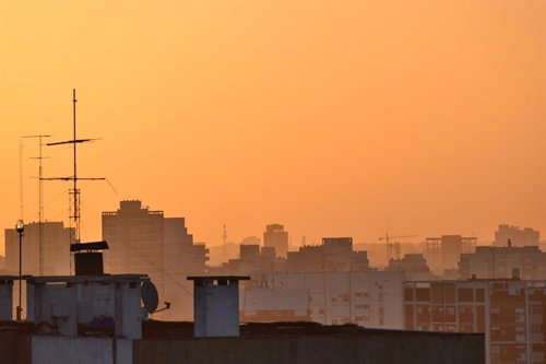 Contaminación urbana