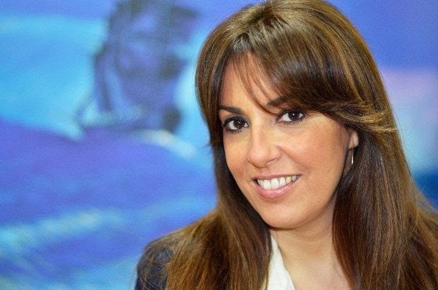 Isabel Vidal, presidenta d'Adetca