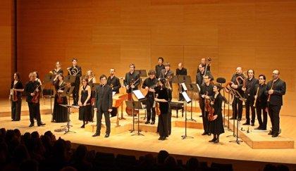 El Palau de la Música acull un monogràfic de Bach amb l'orquestra Vespres d'Arnadí