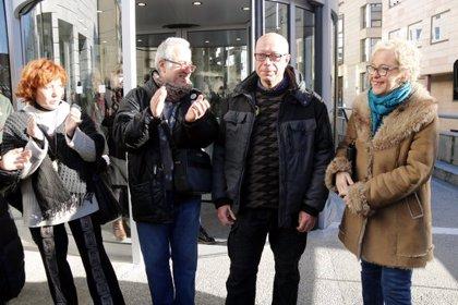 Suspenen el judici per l'agressió a la coordinadora de l'ANC a Lleida perquè l'acusat no s'ha presentat