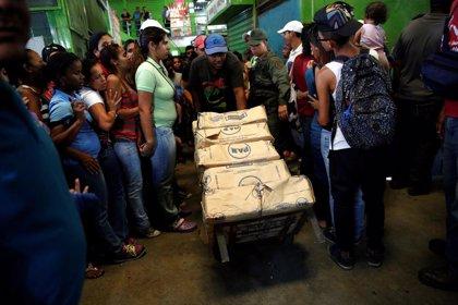 La UE espera abrir oficina humanitaria en Caracas y anuncia nueva ayuda urgente de cinco millones