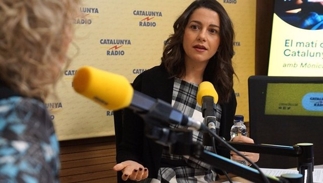 Inés Arrimadas a Catalunya Ràdio