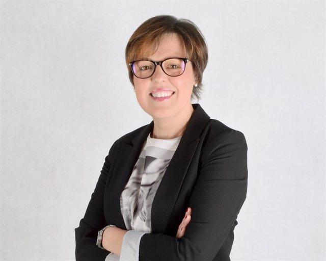 Blanca Ruiz, presidenta de la Federación Española de Fibrosis Quística