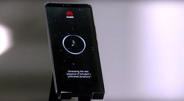 IA de Huawei termina la 'Sinfonía Inacabada' de Schubert