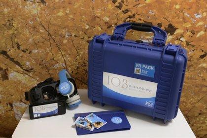 Empresas.- El Quirónsalud Barcelona incorpora el uso de gafas de realidad virtual para pacientes oncológicos