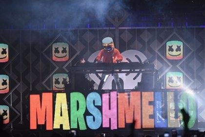 Marshmello hace historia congregando a 10 millones de personas en su concierto en Fortnite