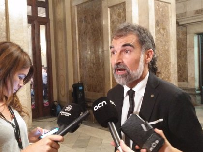 """Jordi Cuixart rebutja en un llibre ser indultat perquè creu que això """"no resol el conflicte"""""""