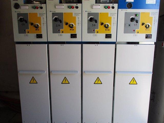 Els telecomandaments instal·lats a diversos centres del Vallès Occidental