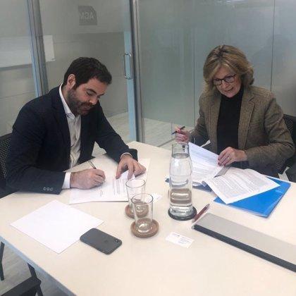 L'ACM signa un conveni amb Unicef per promoure i difondre els Drets del Nen