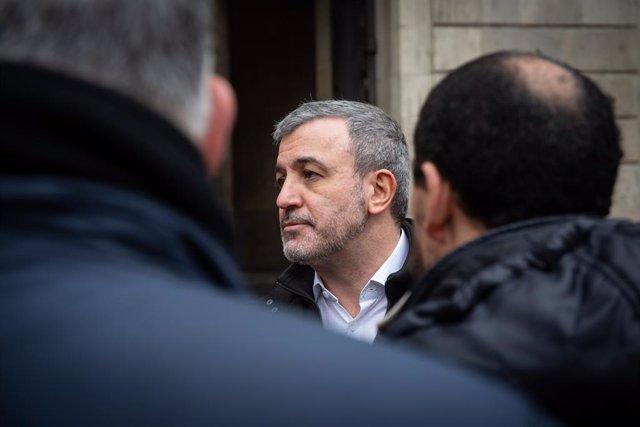 Concentracions de VTC a Barcelona el mateix dia en què el Govern aprova el dec