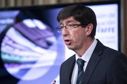 La Junta mantiene contactos con el PSOE-A para renovar la RTVA y prevé extenderlos a Adelante y Vox en los próximos días