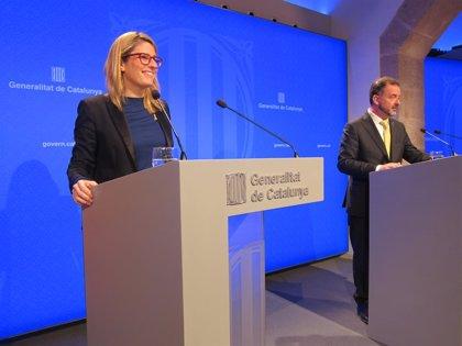 La Generalitat demana als comuns negociar els comptes i no descarta una pròrroga definitiva
