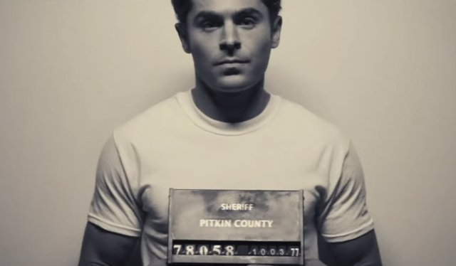 Zack Efron es Ted Bundy en Extremely Wicked