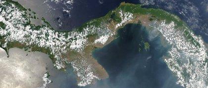 Los volcanes fueron decisivos para crear el istmo de Panamá