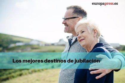 Los diez mejores países para pasar la jubilación, seis de ellos iberoamericanos