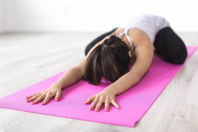 Ejercicio, yoga