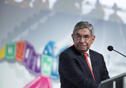 Una activista costarricense denuncia por violación al premio Nobel de la Paz y expresidente Óscar Arias