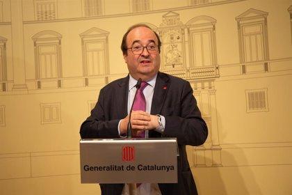 """Miquel Iceta veu voluntat de diàleg en Torra però creu que el document de 21 punts """"no és útil"""""""