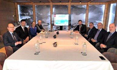 Andorra planteja la voluntat de participar en la candidatura olímpica Pirineus-Barcelona (SFG)