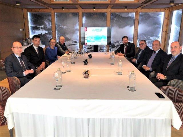 Reunió del Govern d'Andorra i Generalitat de Catalunya