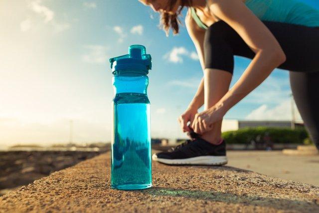 Correr, entrenar, running