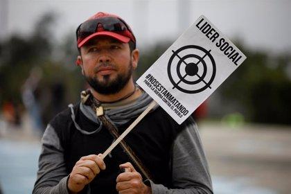Ascienden a 17 los líderes sociales asesinados en Colombia en lo que va de 2019