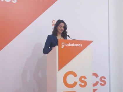 """Cs critica que l'independentisme """"marca un gol"""" a Sánchez amb la """"humiliació"""" del relator: """"Assumeix el seu marc mental"""""""