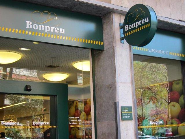 Supermercado Bonpreu