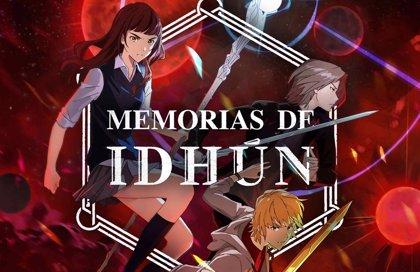 Netflix convertirá Memorias de Idhun en una serie de anime