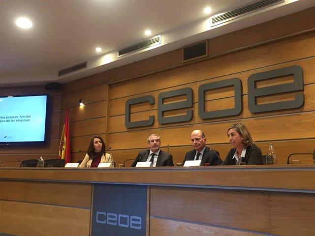 Presentación del 'Primer Informe sobre Gestión Estratégica de los Asuntos Públic