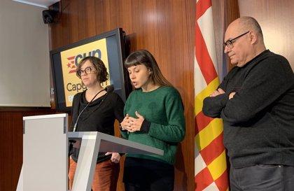 La CUP de Barcelona destinarà més de 146.000 euros del sou dels seus regidors a 36 projectes