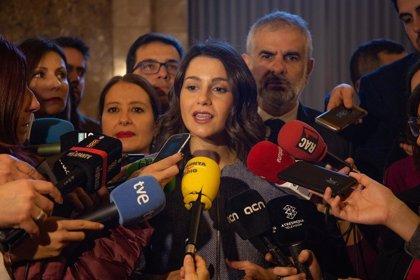"""Cs demana a Torra que comparegui al Parlament pel document de 21 punts """"de la vergonya"""""""
