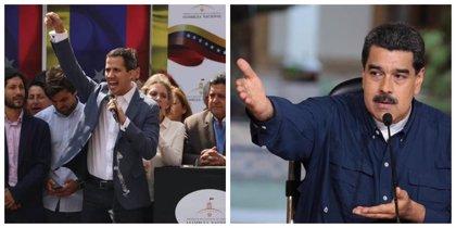 """Maduro advierte a Guaidó que podría terminar en la cárcel si después del 23 de febrero sigue con """"su mandato virtual"""""""