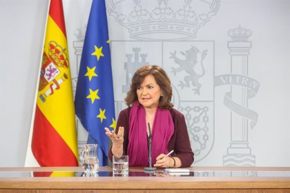 """Calvo creu que és el moment d'afrontar una """"sortida política"""" per a Catalunya i treu importància a la figura del relator"""