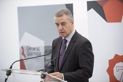 """Urkullu creu que la figura d'un relator """"és bona per a Catalunya, el País Basc i l'Estat espanyol"""""""