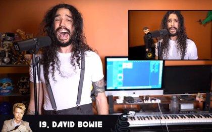 VÍDEO: Enter Sandman de Metallica cantada en 20 estilos diferentes en una sola toma