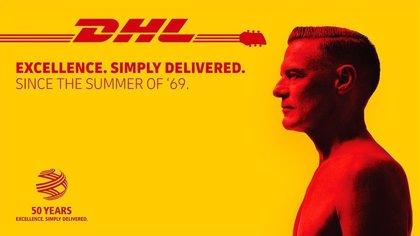 DHL plantará un árbol por cada entrada vendida para la gira de Bryan Adams