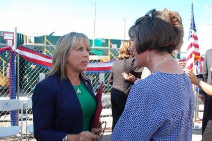 La nueva gobernadora de Nuevo México (EEUU) retira a la Guardia Nacional de la frontera