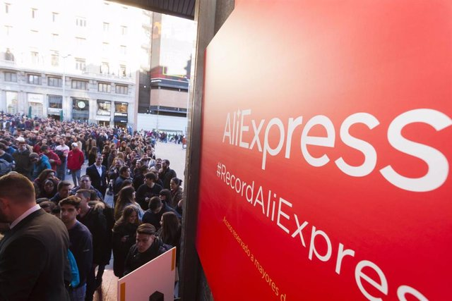 Evento de Aliexpress en Madrid