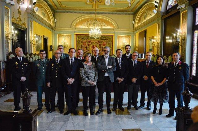 Junta local de seguretat de Lleida