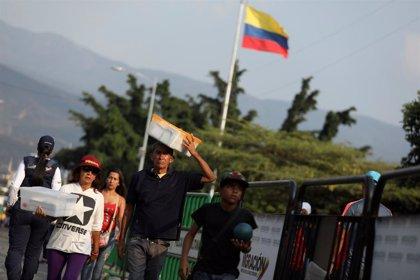 Una comisión de la Asamblea Nacional llega a Cúcuta para ultimar la entrada de ayuda humanitaria a Venezuela
