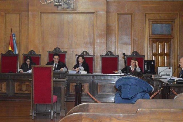 Juicio por estafa en Ourense